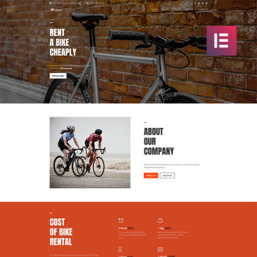Template Sport WordPress #82531