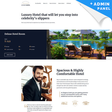 Website Template № 82558
