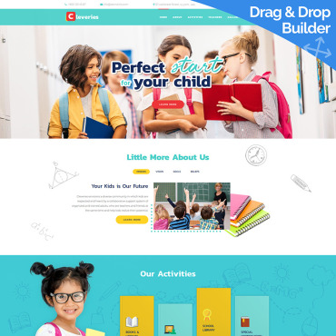 Website Template № 82559
