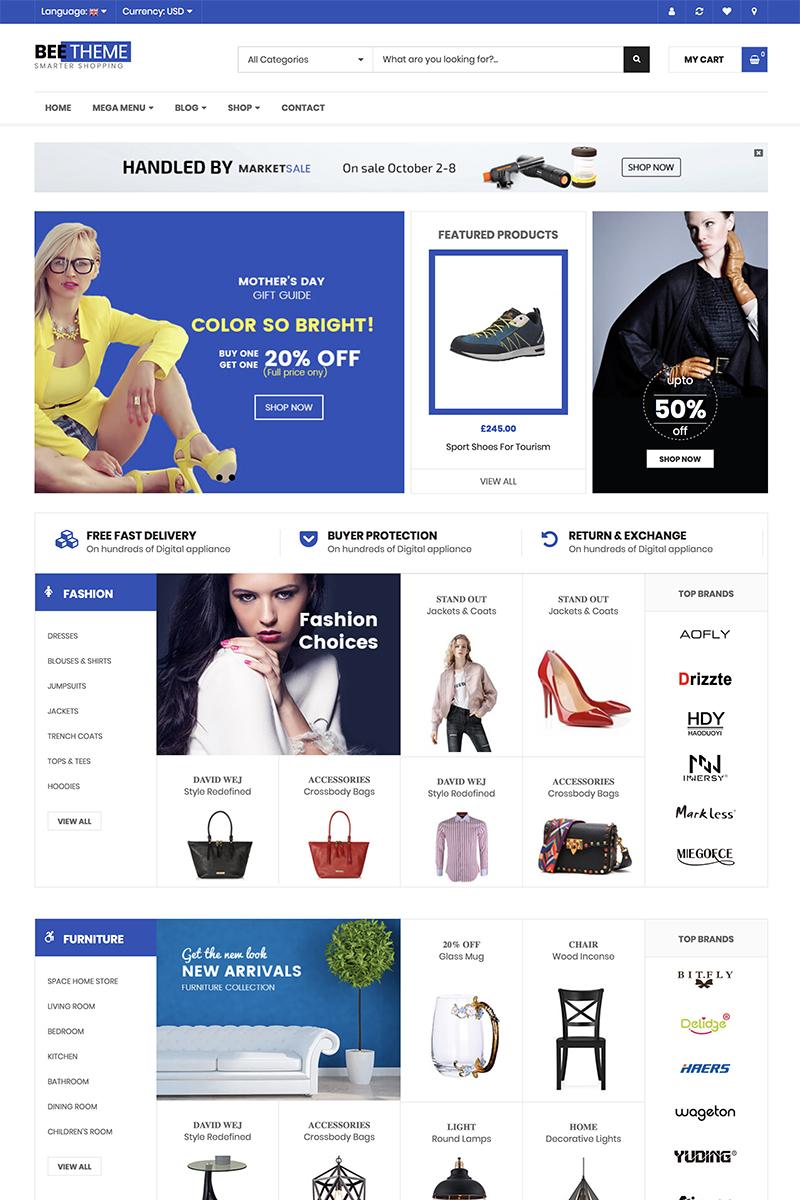 Beetheme - Market Shop WooCommerce Theme