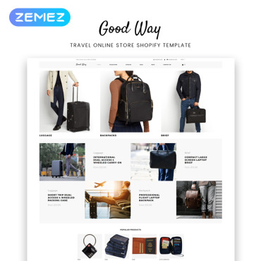 Website Template № 82695