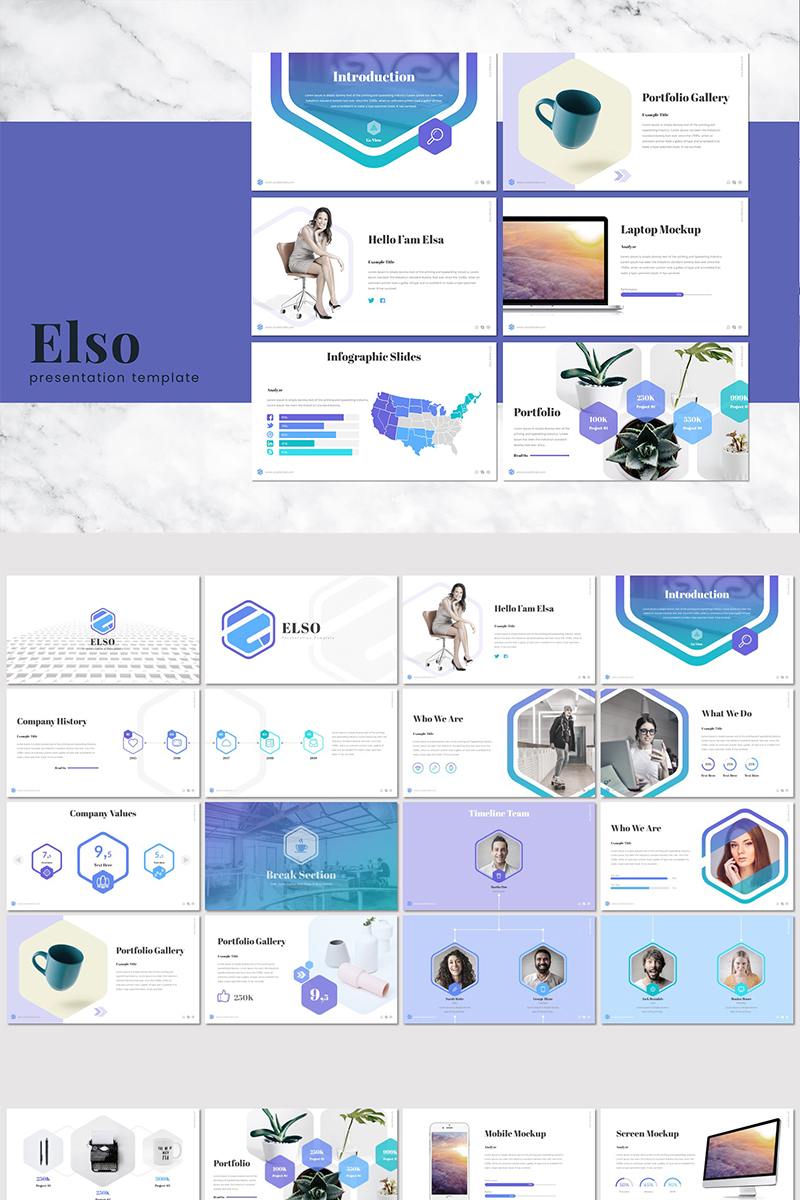 Elso - PowerPoint Template