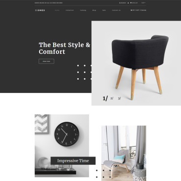 Website Template № 82914