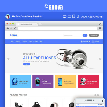 Website Template № 83025