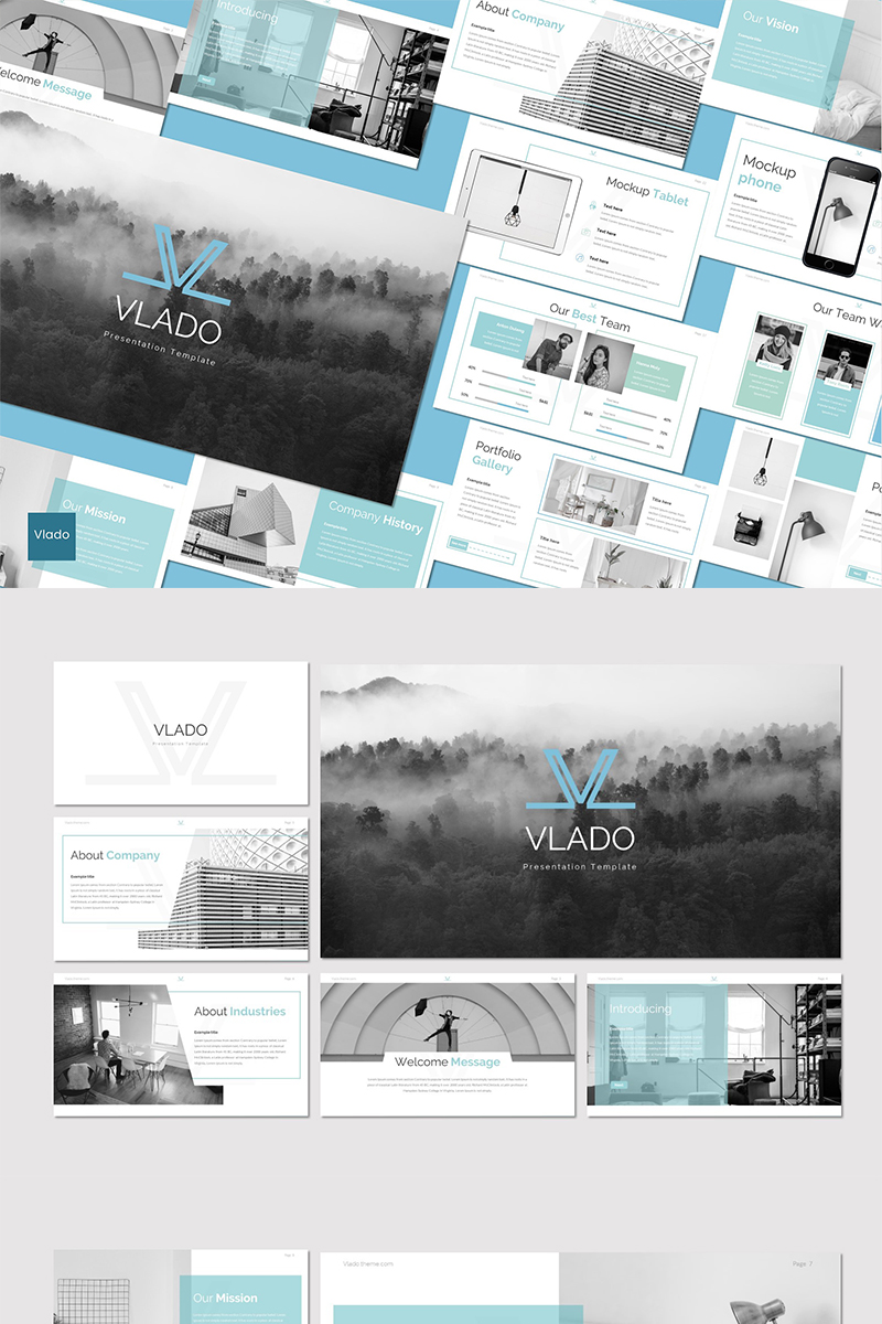 Vlado PowerPoint Template