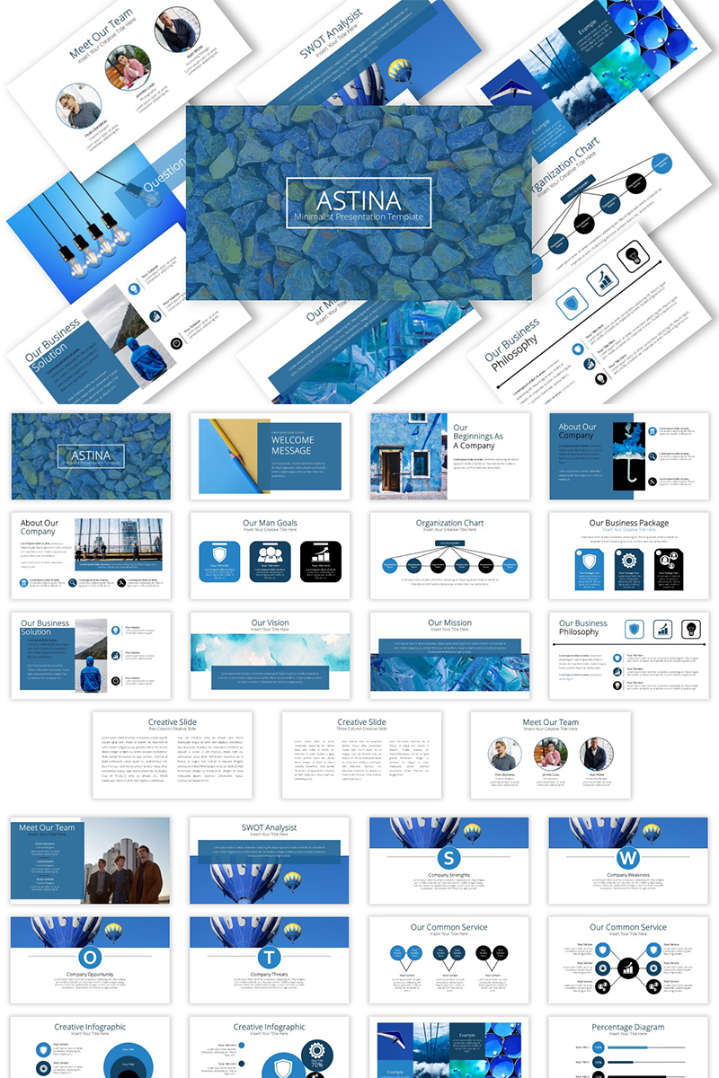 Astina PowerPoint Template