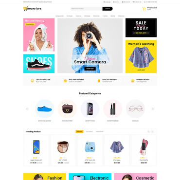 Template OpenCart #83094