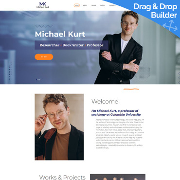 Website Template № 83135