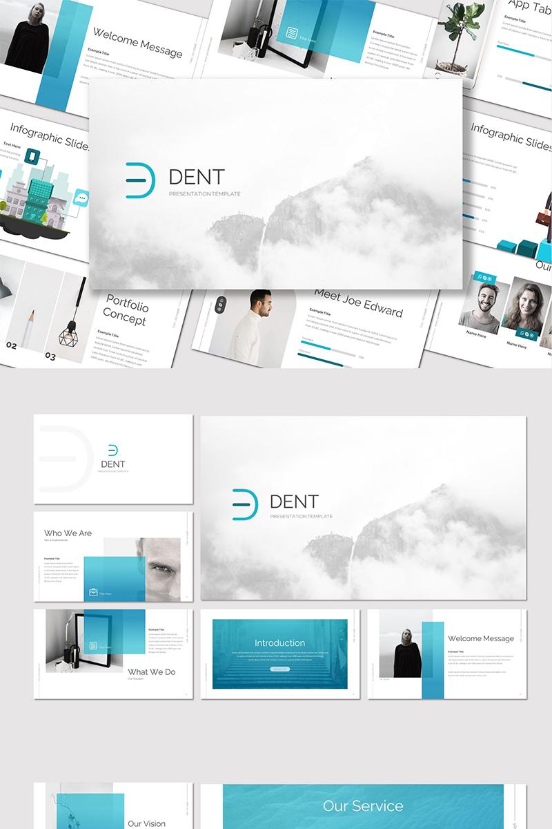 Dent PowerPoint Template