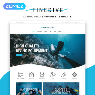 Website Template № 83214