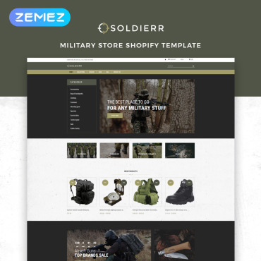 Website Template № 83529