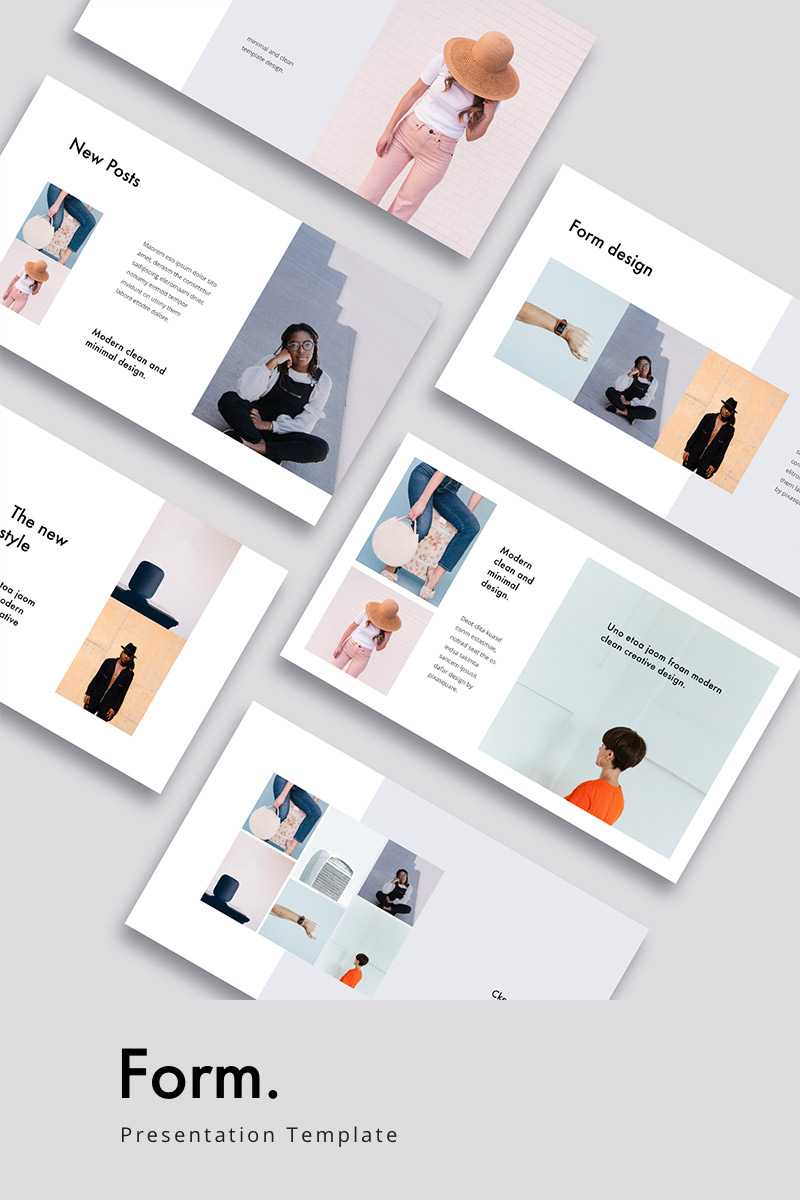 FORM PowerPoint Template