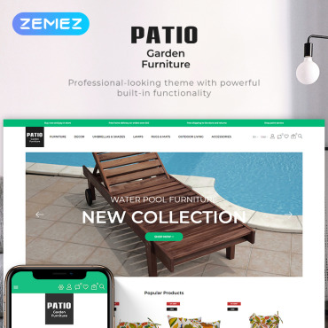 Website Template № 83536