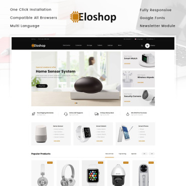 Website Template № 83649