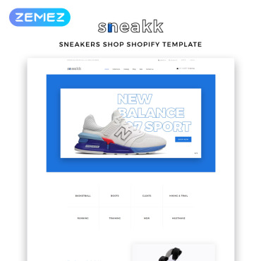 Website Template № 83714