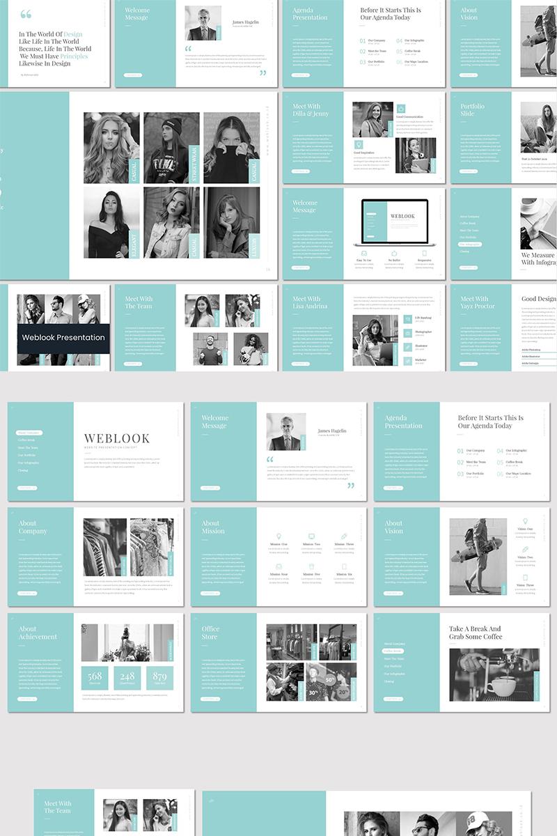Weblook - PowerPoint Template