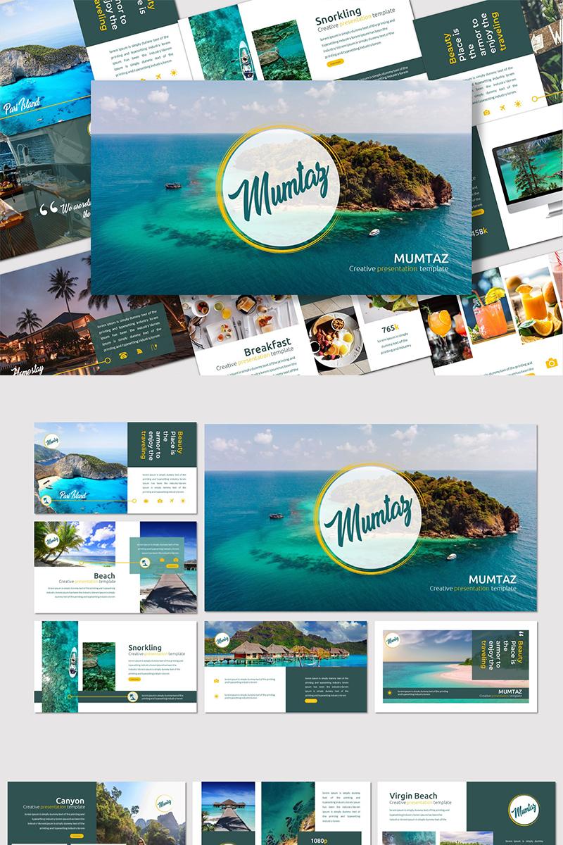 Mumtaz - PowerPoint Template