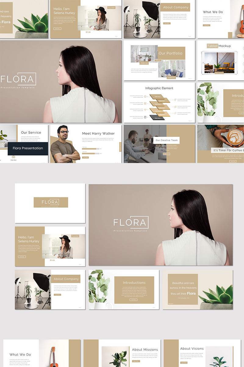 Flora - PowerPoint Template