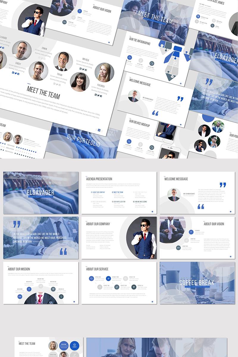 Elsavader - PowerPoint Template