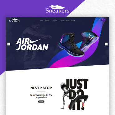 Website Template № 83855
