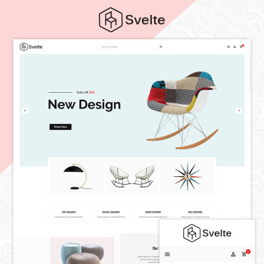 Website Template № 83860