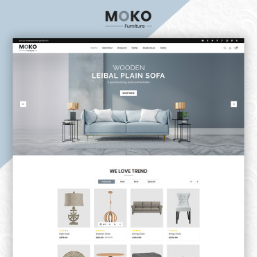 Website Template № 83861