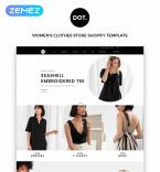Šablona pro Shopify #83880