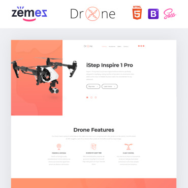 Website Template № 83905