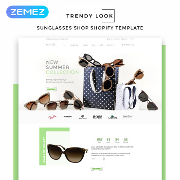 Template Modă Shopify #83974