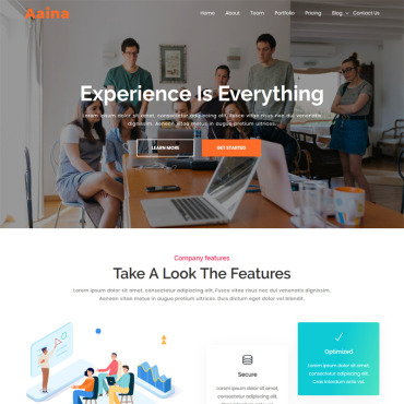 Website Template № 83980