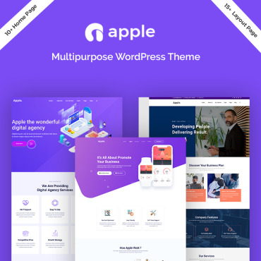 Template Afaceri WordPress #84004