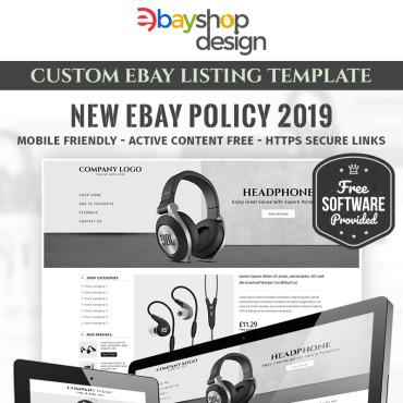Template eBay Templates #84006