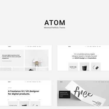 Website Template № 84025