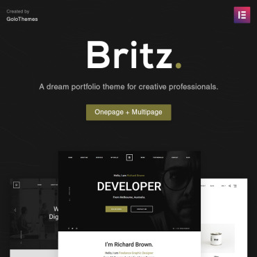 Website Template № 84030