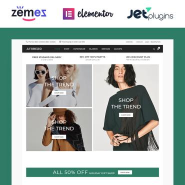 Template Modă WooCommerce #84081