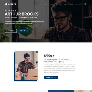 Website Template № 84162