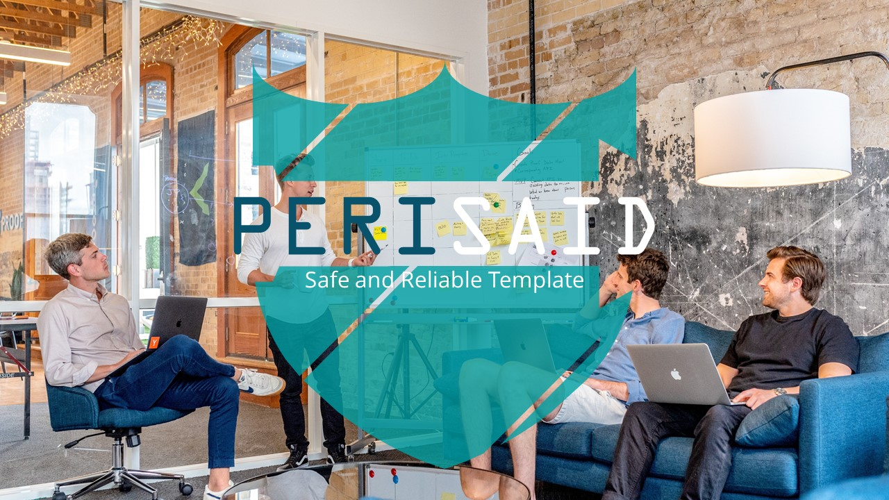 Perisaid - Exclusive Business PowerPoint Template