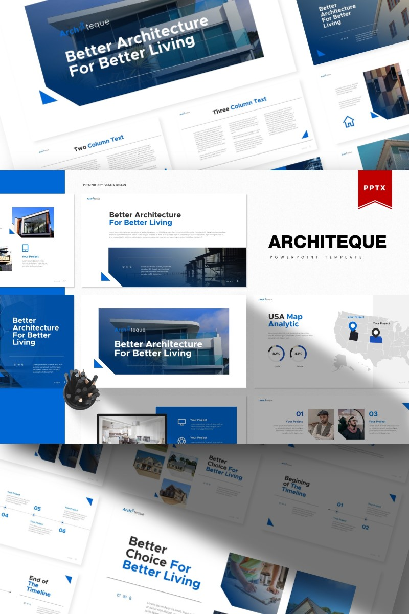 Architeque | PowerPoint Template