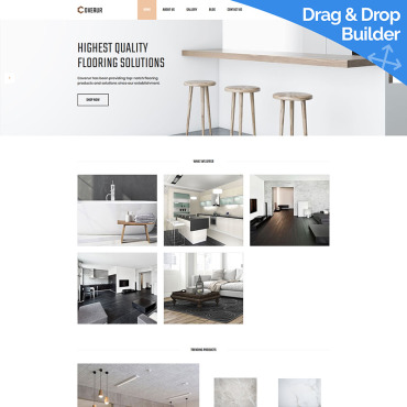 Website Template № 84443