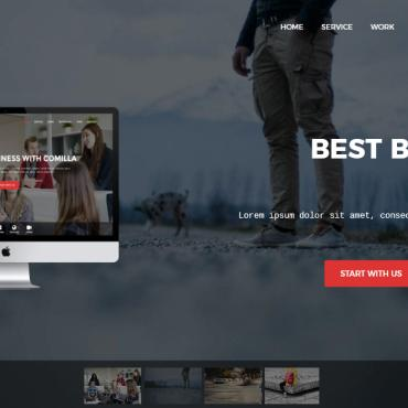 Website Template № 84512