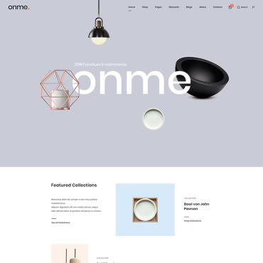 Template Electronice WooCommerce #84519