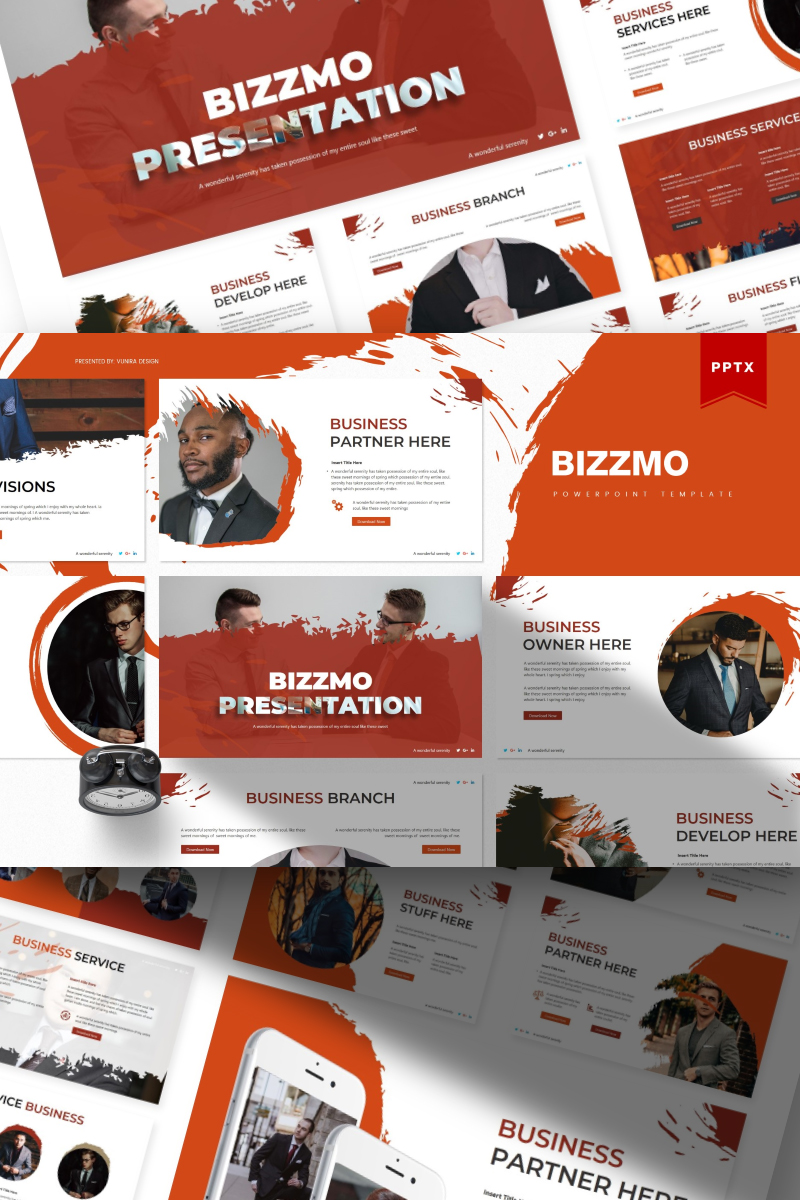 Bizzmo | PowerPoint Template