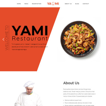 Website Template № 84655