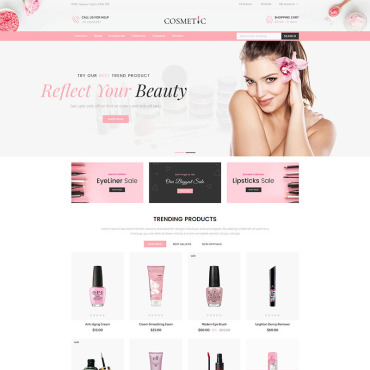 Website Template № 84785