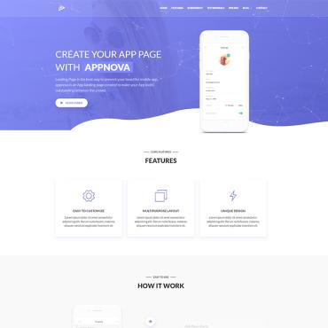 Website Template № 84825