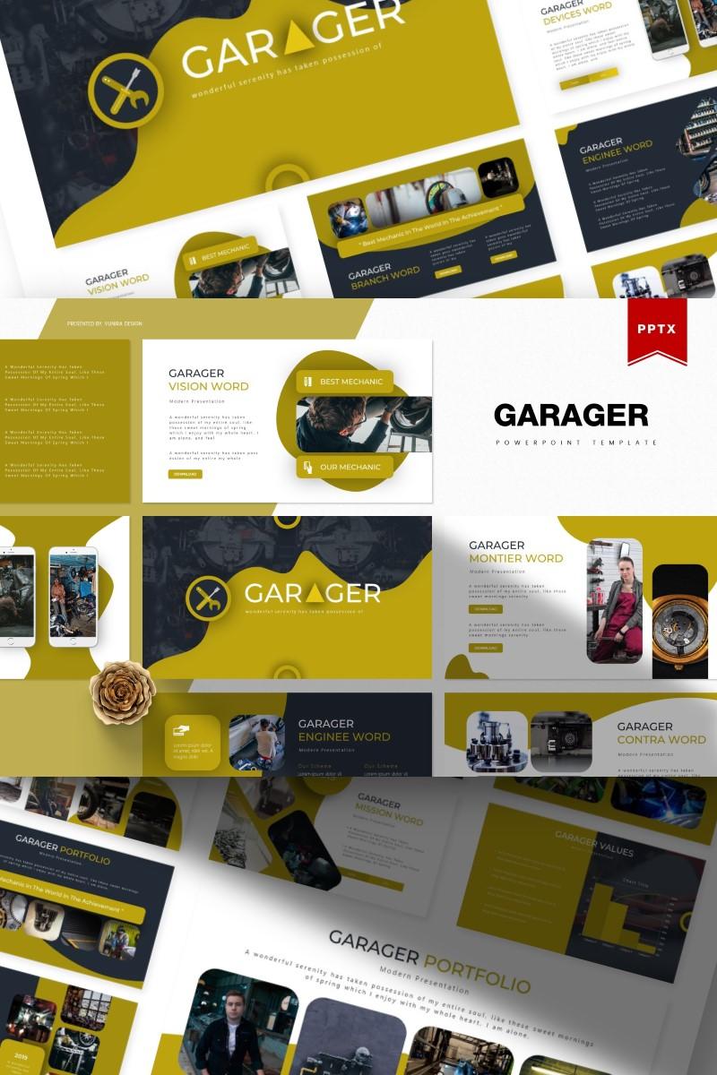 Garager | PowerPoint Template