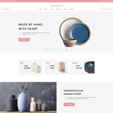 Website Template № 84929