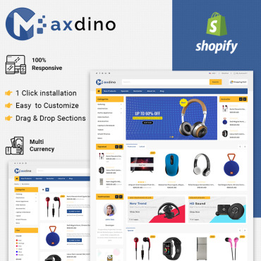 Template Shopify #85077