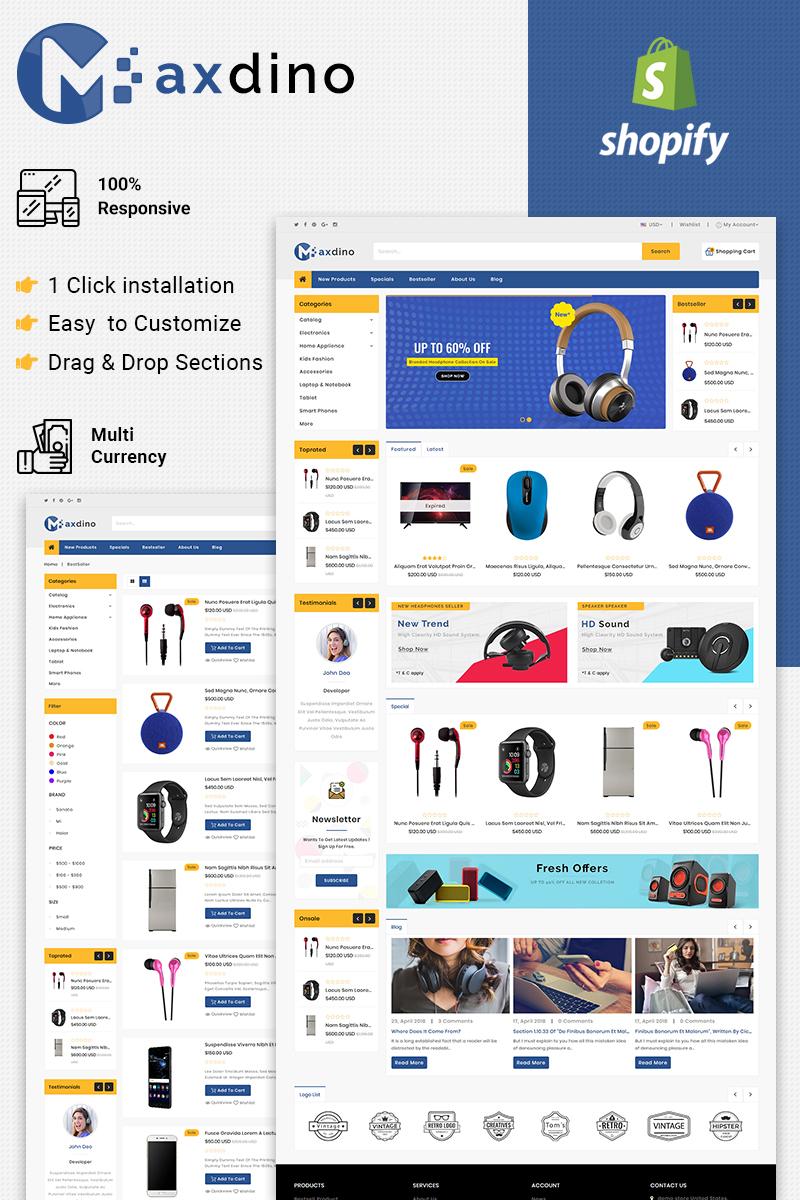 Szablony Shopify
