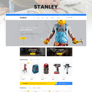 Template WooCommerce #85128